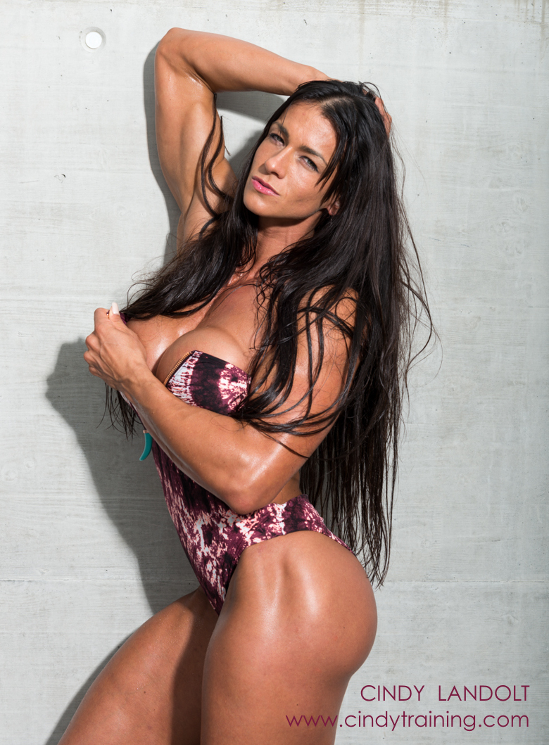 Cindy Landolt Different - Cindy Training