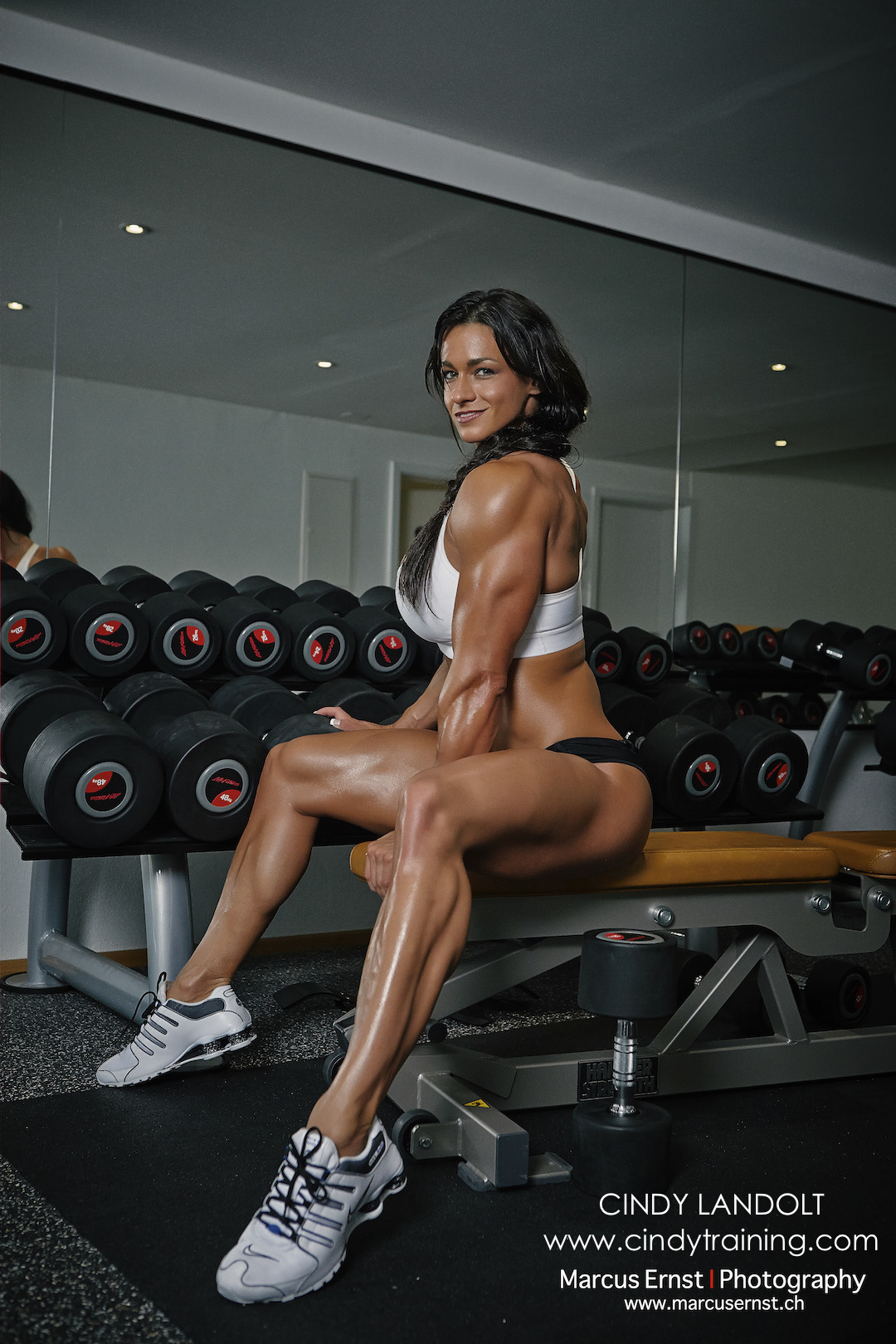 from Urijah nude female personal trainer