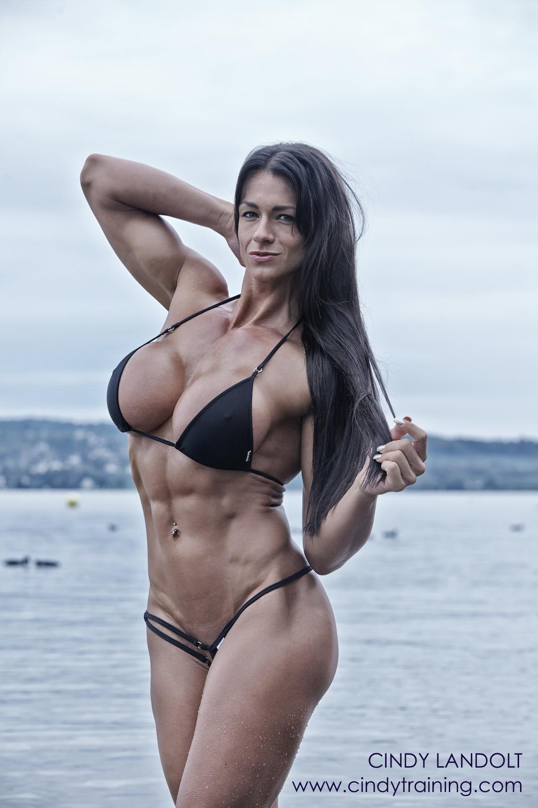 Cindy Landolt Black For Summer Cindy Training